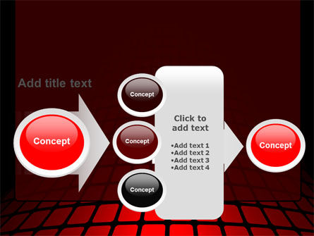 Curvature PowerPoint Template Slide 17