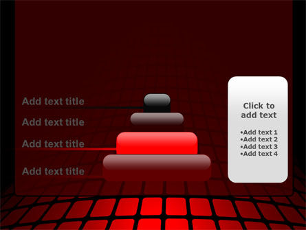 Curvature PowerPoint Template Slide 8