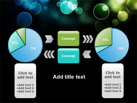 Bokeh for Photography PowerPoint Template Slide 11