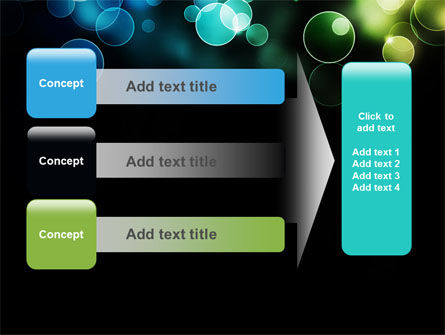 Bokeh for Photography PowerPoint Template Slide 12