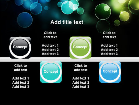 Bokeh for Photography PowerPoint Template Slide 19
