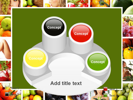 Nutrition PowerPoint Template Slide 12