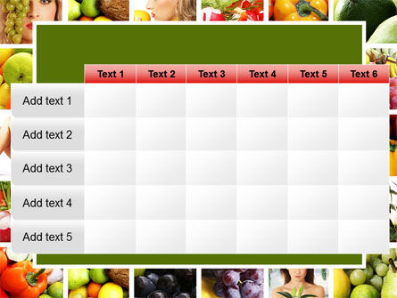 Nutrition PowerPoint Template Slide 15