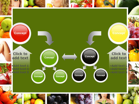 Nutrition PowerPoint Template Slide 19