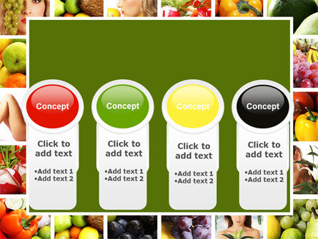 Nutrition PowerPoint Template Slide 5