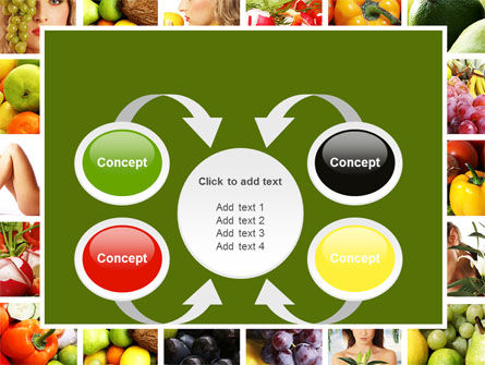 Nutrition PowerPoint Template Slide 6