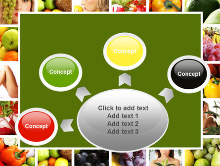 Nutrition PowerPoint Template Slide 7