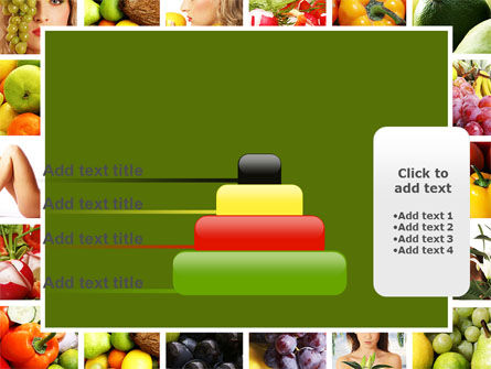 Nutrition PowerPoint Template Slide 8