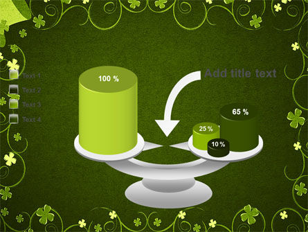 Irish Theme PowerPoint Template Slide 10