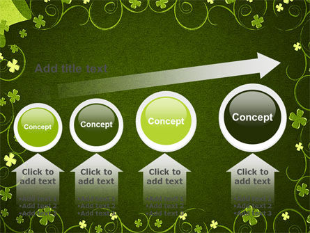 Irish Theme PowerPoint Template Slide 13