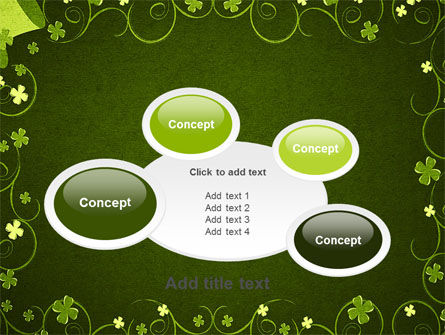 Irish Theme PowerPoint Template Slide 16