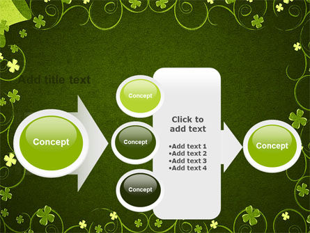 Irish Theme PowerPoint Template Slide 17