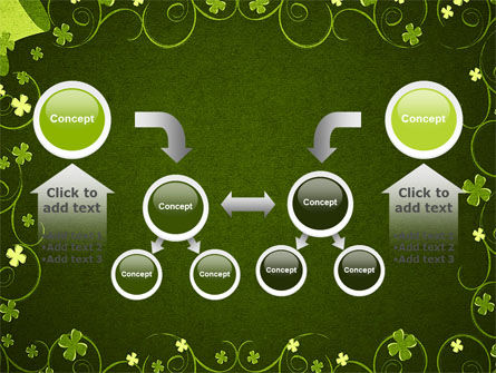 Irish Theme PowerPoint Template Slide 19