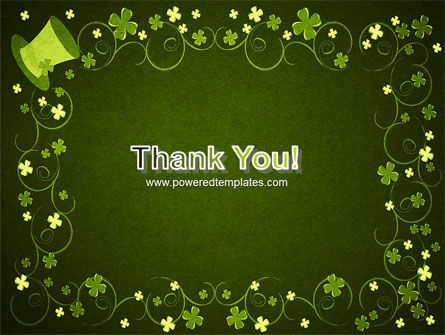Irish Theme PowerPoint Template Slide 20