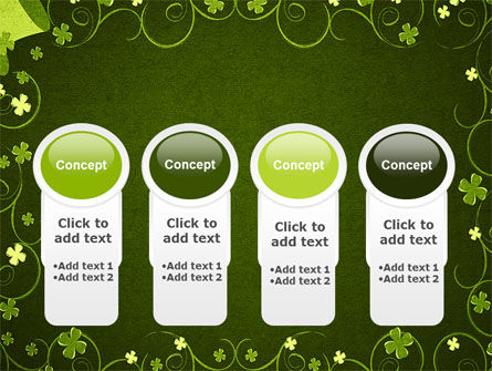Irish Theme PowerPoint Template Slide 5