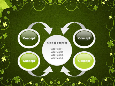 Irish Theme PowerPoint Template Slide 6