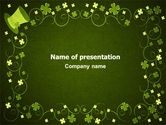 Irish Theme PowerPoint Template#1