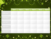 Irish Theme PowerPoint Template#15