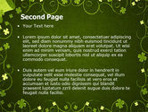 Irish Theme PowerPoint Template#2