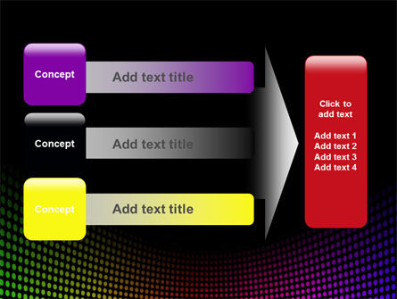 Spectrum PowerPoint Template Slide 12