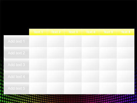 Spectrum PowerPoint Template Slide 15
