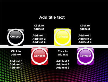 Spectrum PowerPoint Template Slide 19