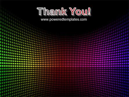 Spectrum PowerPoint Template Slide 20