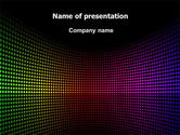 Abstract/Textures: Spectrum PowerPoint Template #06860