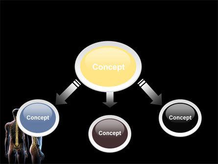Vertebral Column PowerPoint Template, Slide 4, 06862, Medical — PoweredTemplate.com