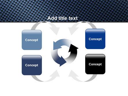 Texture PowerPoint Template Slide 6