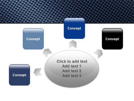 Texture PowerPoint Template Slide 7