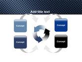 Texture PowerPoint Template#6
