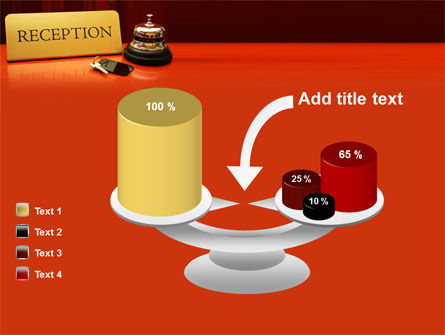 Hotel Reception PowerPoint Template Slide 10