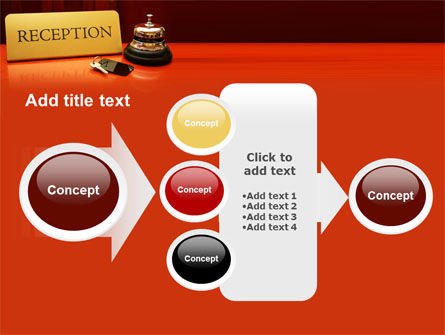 Hotel Reception PowerPoint Template Slide 17
