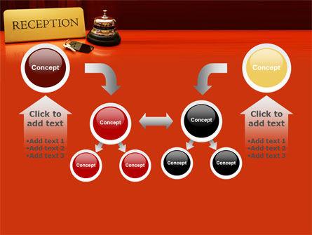 Hotel Reception PowerPoint Template Slide 19