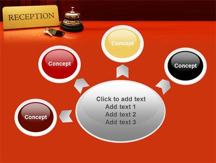 Hotel Reception PowerPoint Template Slide 7