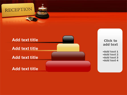 Hotel Reception PowerPoint Template Slide 8
