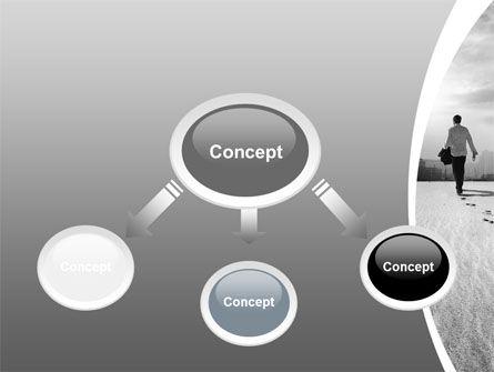 Escapist PowerPoint Template, Slide 4, 06867, Business Concepts — PoweredTemplate.com