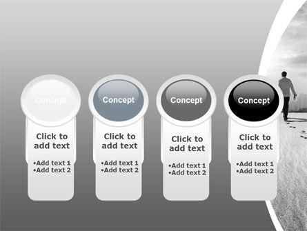 Escapist PowerPoint Template Slide 5