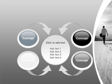 Escapist PowerPoint Template Slide 6