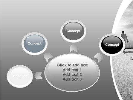 Escapist PowerPoint Template Slide 7