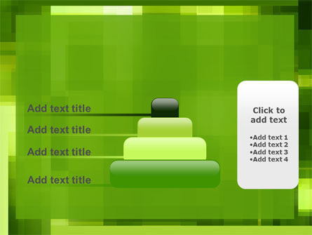Green Geometric Theme PowerPoint Template Slide 8