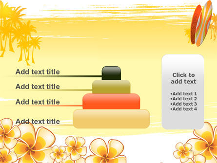 Surfing Theme PowerPoint Template Slide 8