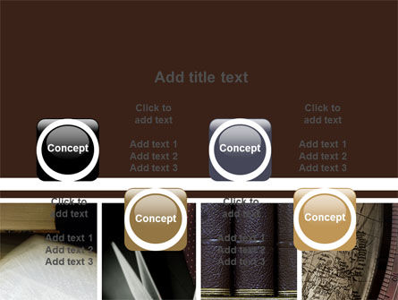 Ancient Texts PowerPoint Template Slide 18