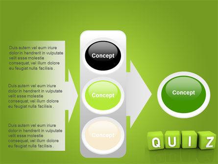 Quiz PowerPoint Template Slide 11