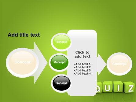 Quiz PowerPoint Template Slide 17