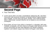 Red Arrows PowerPoint Template#2