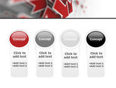 Red Arrows PowerPoint Template#5