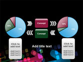 Colorful Arrows PowerPoint Template#11