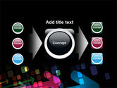 Colorful Arrows PowerPoint Template#17